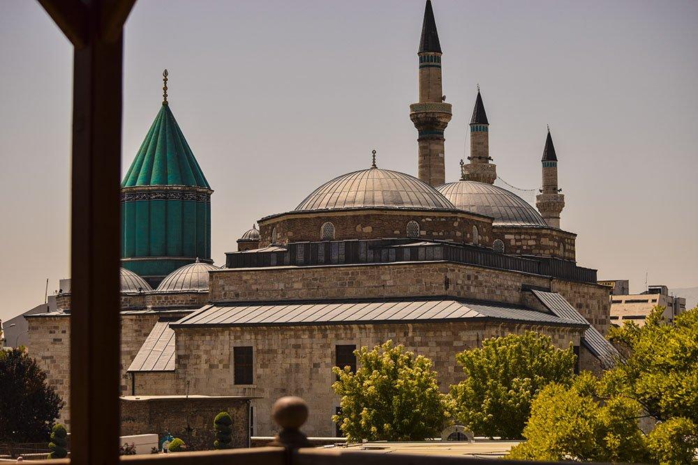 Konya Turchia Itinerario 10 giorni