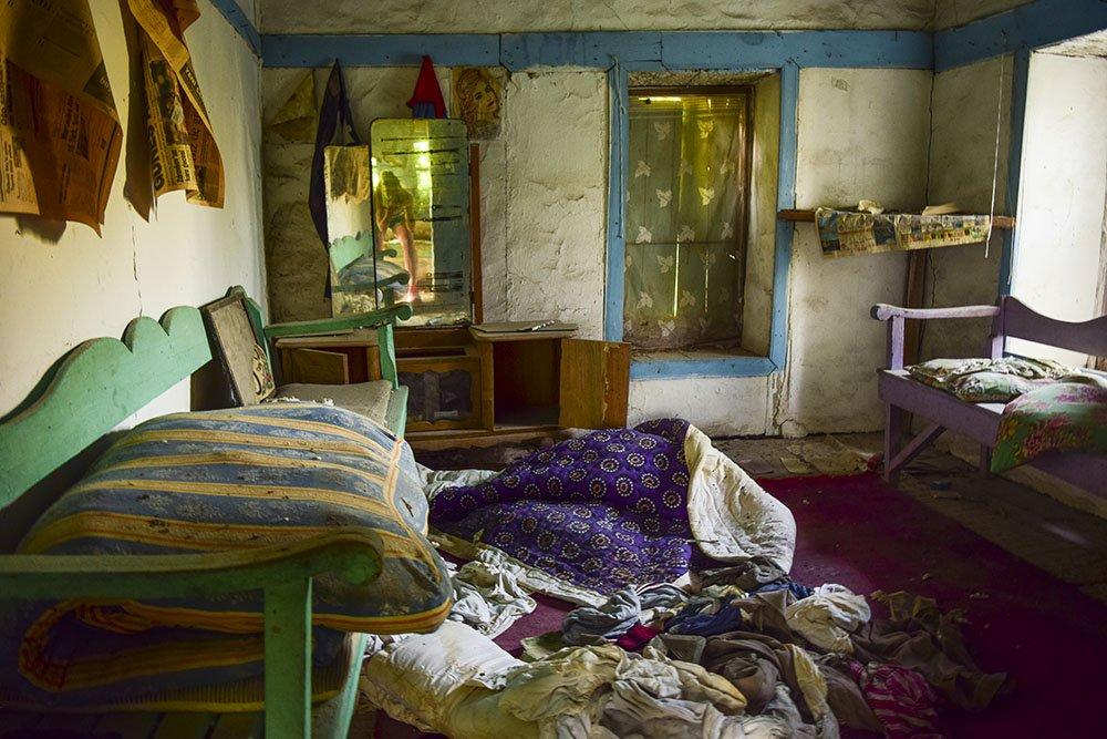 Stratonikeia casa abbandonata