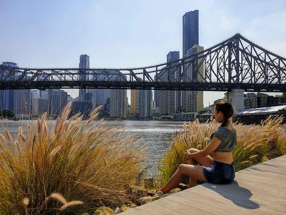 Andare vivere in Australia Brisbane Skyline