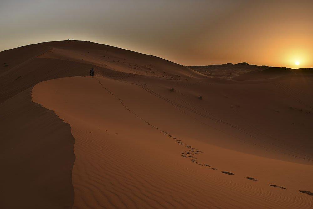 Cosa fare Marocco deserto