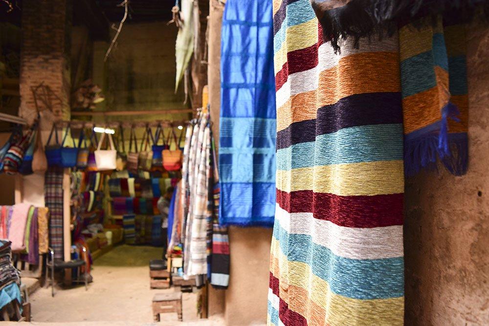 cosa fare marocco souk