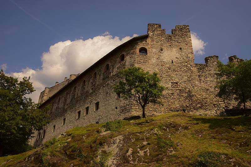 Cosa vedere in Valsugana: il Castello di Pergine