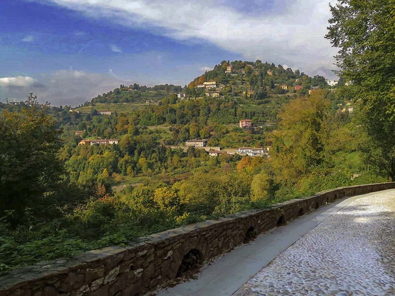 Via Astino Bergamo