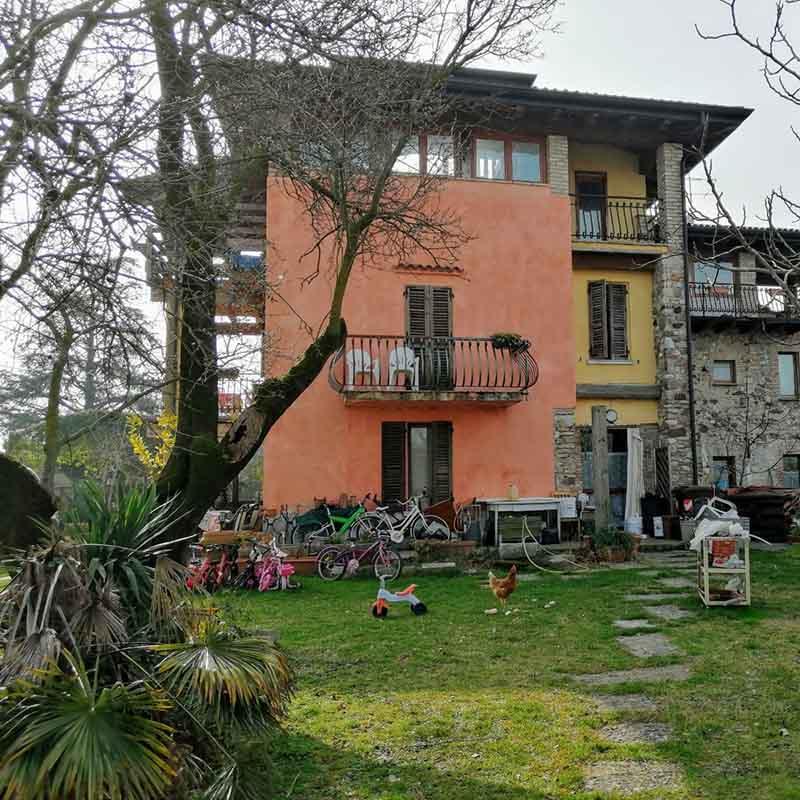 Alloggio rurale a Padenghe sul Garda