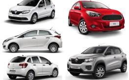 Carros 2019 lançamentos preços fotos