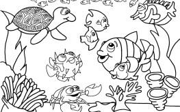 Atividades pedagógicas desenhos para colorir