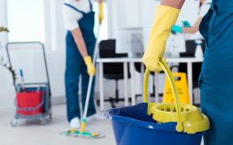 Save on cleaning services by hiring professionals