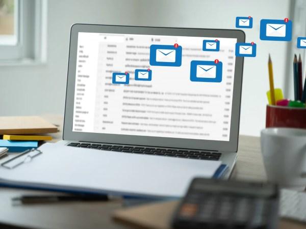 lista de e-mails