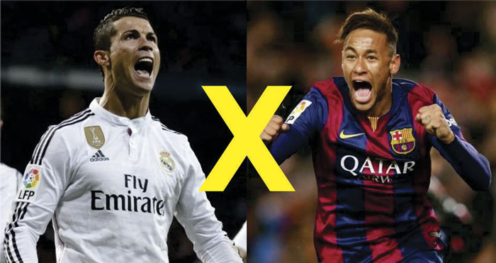 Duelo de gigantes: Real Madrid x PSG