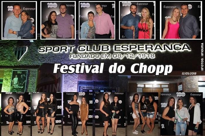 Festival do Chopp Clube Esperança – Fotos abertura