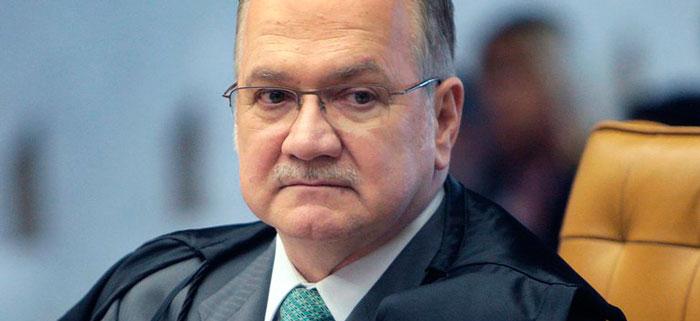 Fachin prorroga por 60 dias inquérito contra Eunício e Rodrigo Maia
