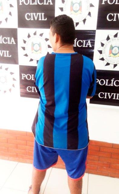 Operação prende suspeito de tráfico em Barra do Ribeiro