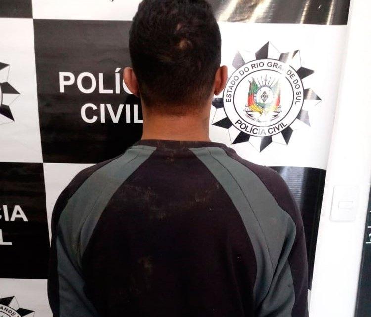 Polícia prendeu foragido na Operação Cabana