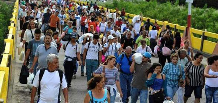 Canoas e Esteio receberão mais de 640 imigrantes venezuelanos em setembro