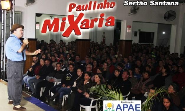 Paulinho Mixaria em Sertão Santana