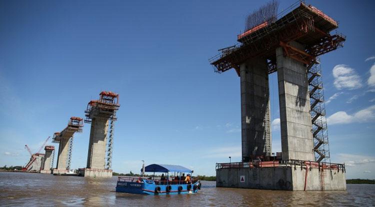 Nova ponte do Guaíba deve ser liberada até o final do ano