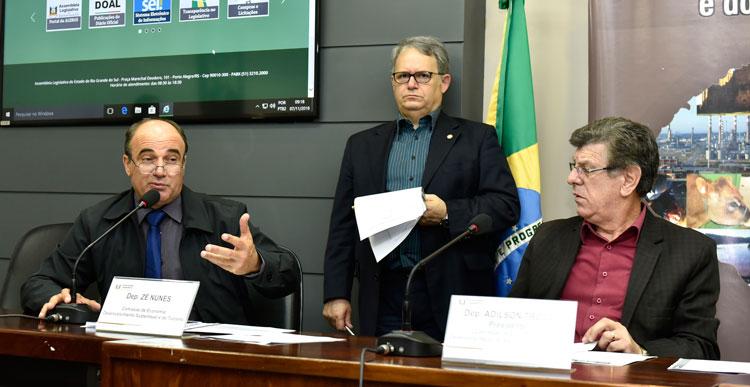Aprovado relatório da Subcomissão de Estradas Rurais