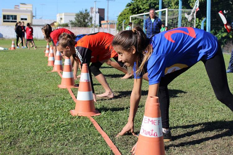 Olimpíadas Estudantis em Camaquã chega a sua final
