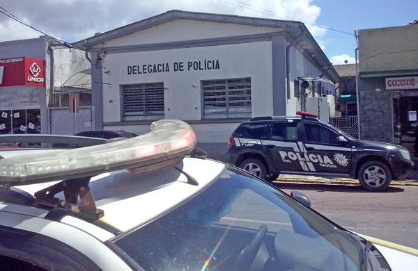 Polícia investiga extorsão mediante sequestro ocorrido em Tapes