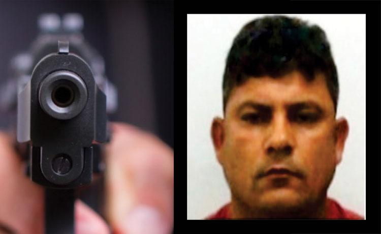 Homem foi executado a tiros em casa