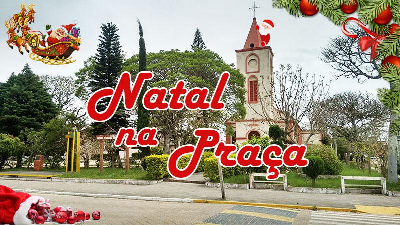 Arambaré vai ter Natal na Praça