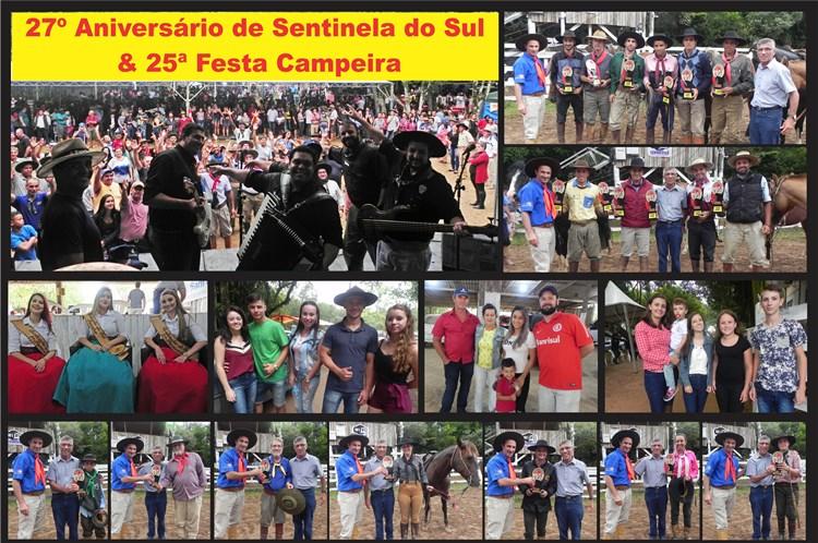 Fotos de Domingo – Aniversário de Sentinela do Sul e Festa Campeira