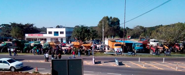 Petrobras toma medidas para evitar nova paralisação de caminhoneiros