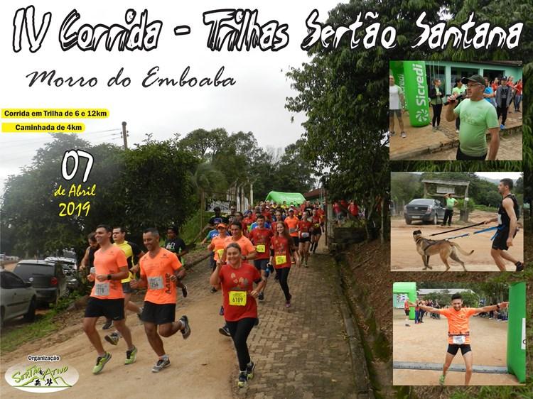 Fotos da IV Corrida -Trilhas de Sertão Santana