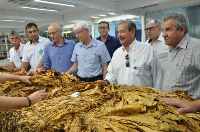 Entidades acompanham comercialização do tabaco