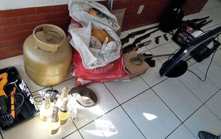 Operação Serrinha desarticula quadrilha de crimes rurais