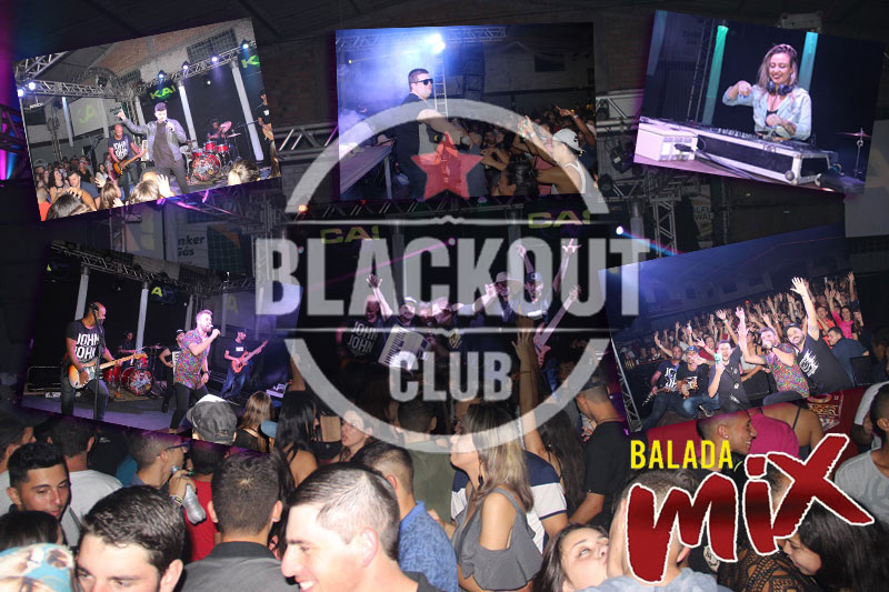 Blackout Club – Balada Mix