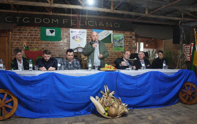 Fórum da Agricultura Familiar abriu a I Expo Dom Feliciano