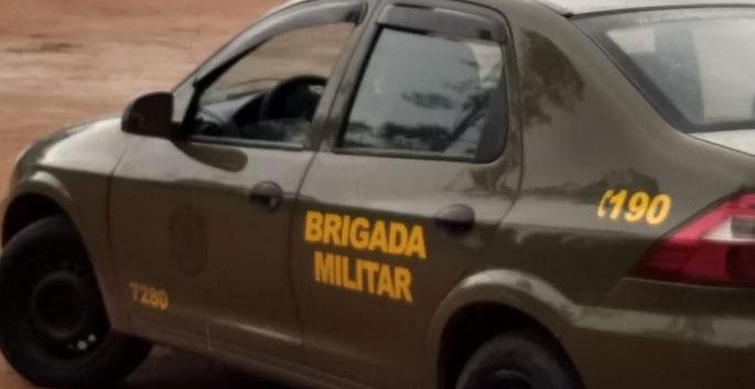 Brigada Militar frustra arrombamento em residência na área rural de Chuvisca