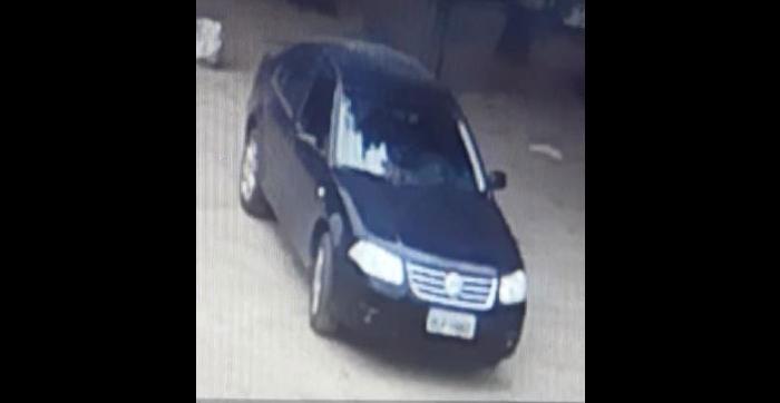 Suspeito de integrar quadrilha rouba carro em Tapes