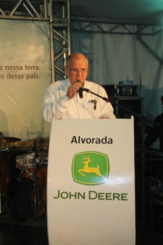 Alvorada Jhon Deere124