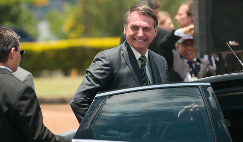 Bolsonaro diz que recomendação jurídica é sancionar fundo eleitoral