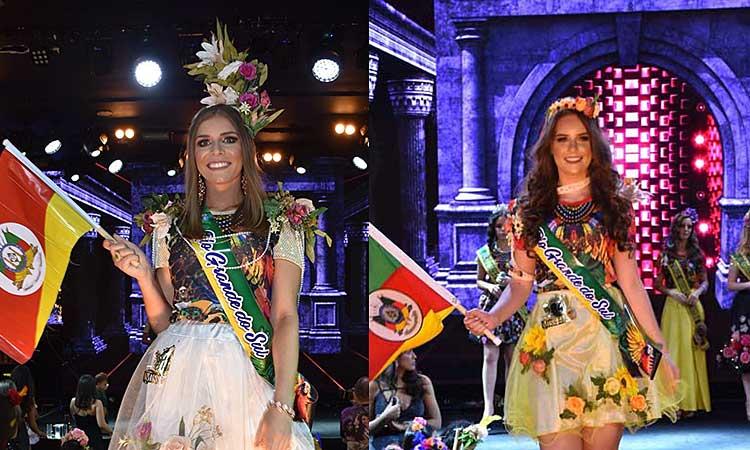 Sertanenses conquistaram o Top 6 no Beleza Fashion Brasil