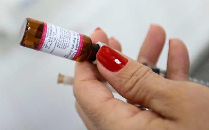 Começa hoje a segunda fase da vacinação contra o sarampo