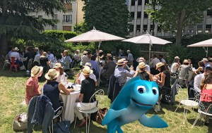 Barbecue du Benchmark des KPI 2017 d'Easiware