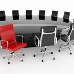 reserve an empty chair for the client