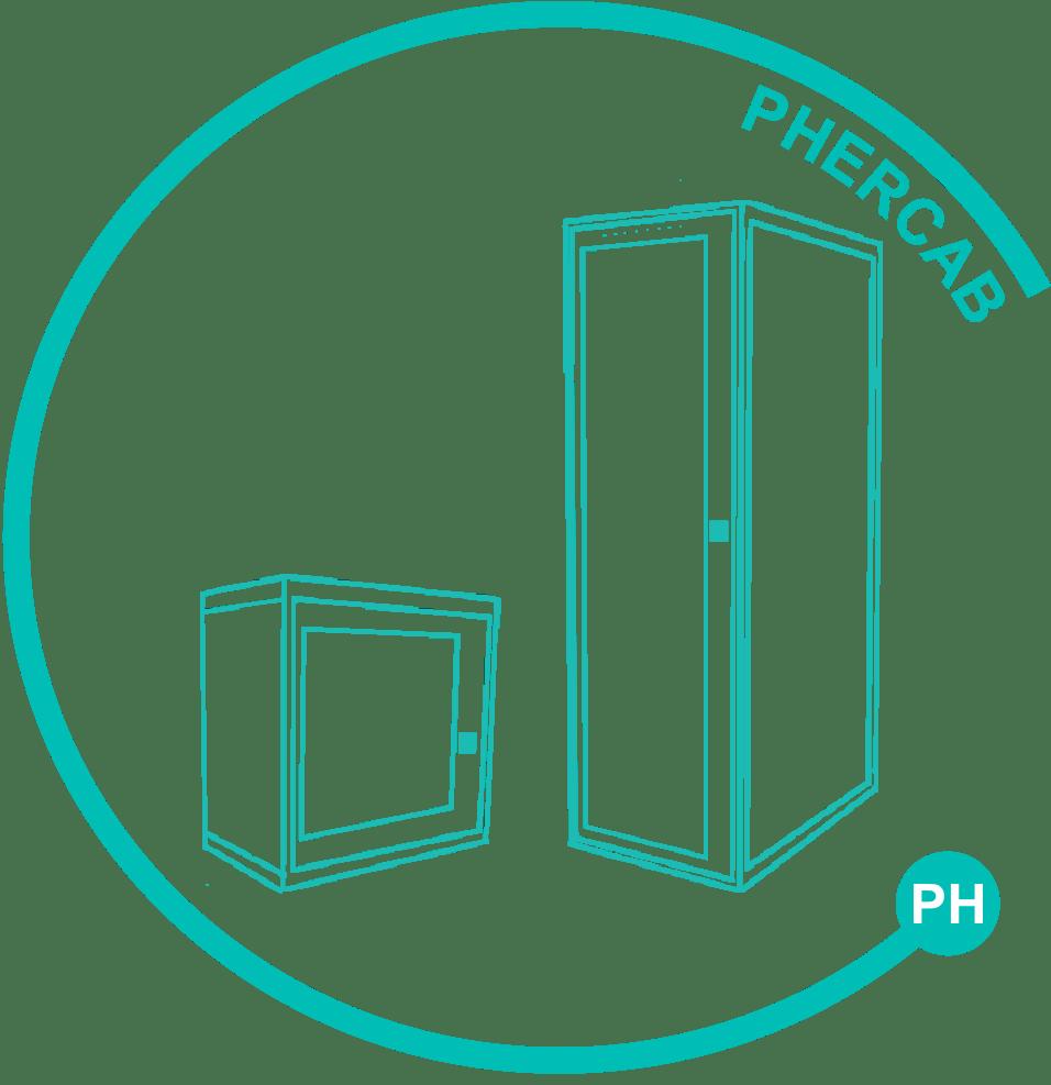 Phercab  Tienda  Armarios rack