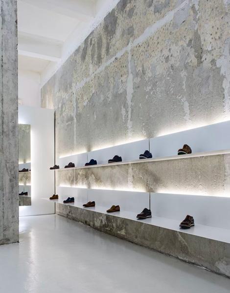 Come arredare un negozio di scarpe Casi Studio  Cliento School