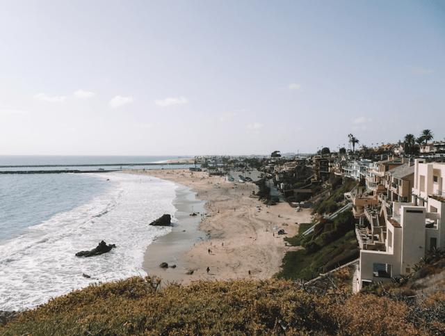 Corona Del Mar California