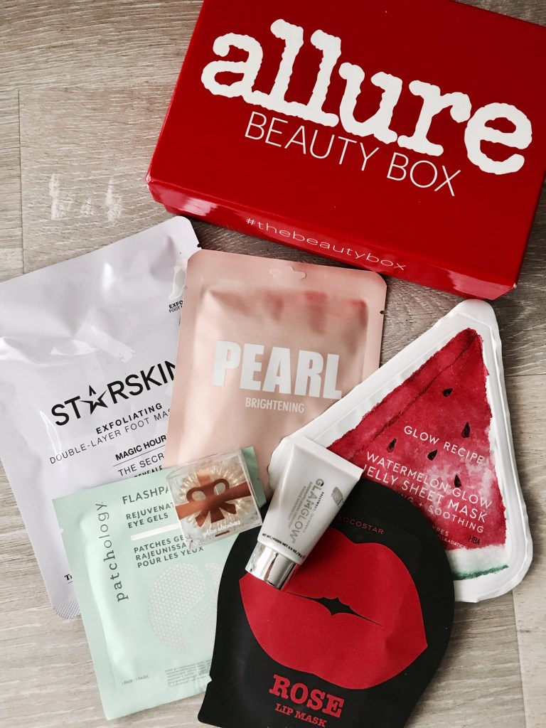 Allure Beauty Box November