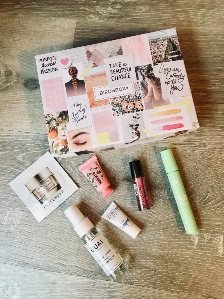 Birchbox January 2019