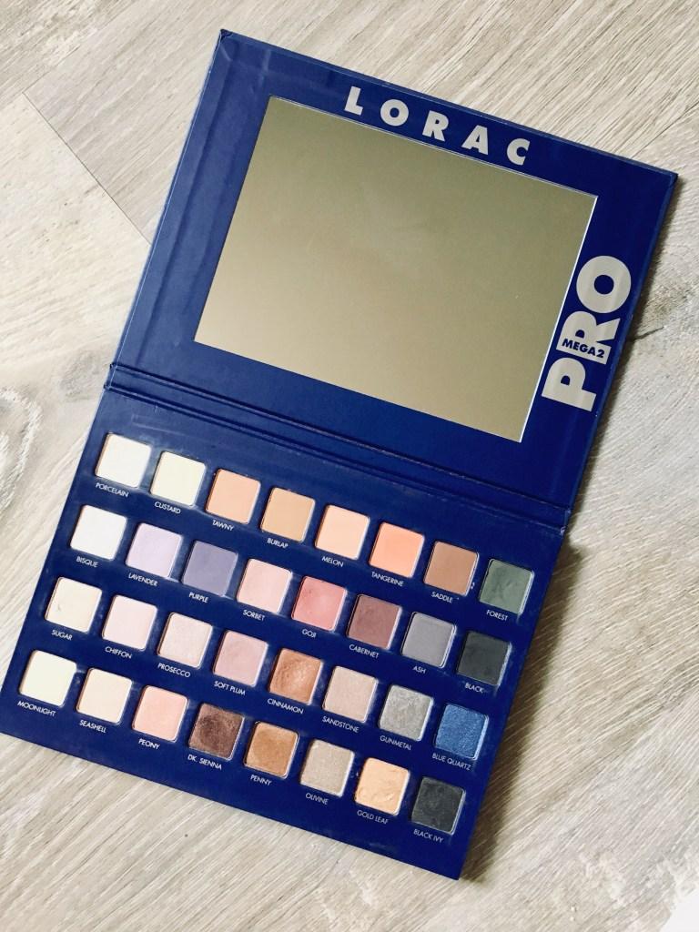 2Lorac Pro Mega 2 Palette