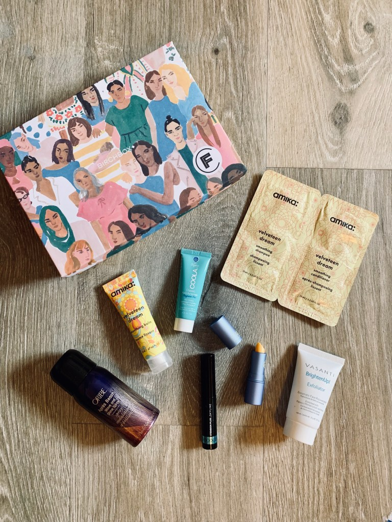 Birchbox May 2019