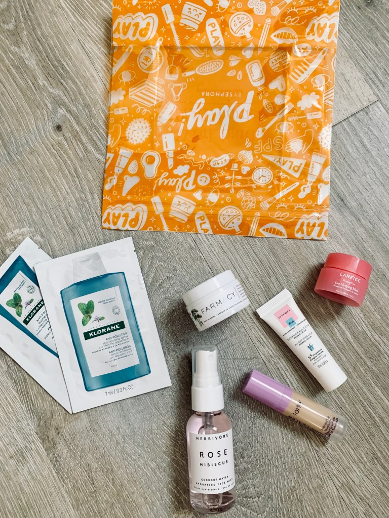 Sephora Play Box June 2019