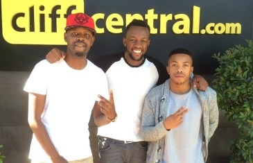 Oneal On CliffCentral – N'veigh & Ex