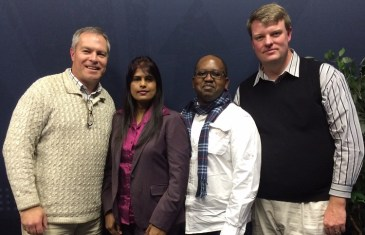 Leadership Master Class , sponsored by Sibanye Gold